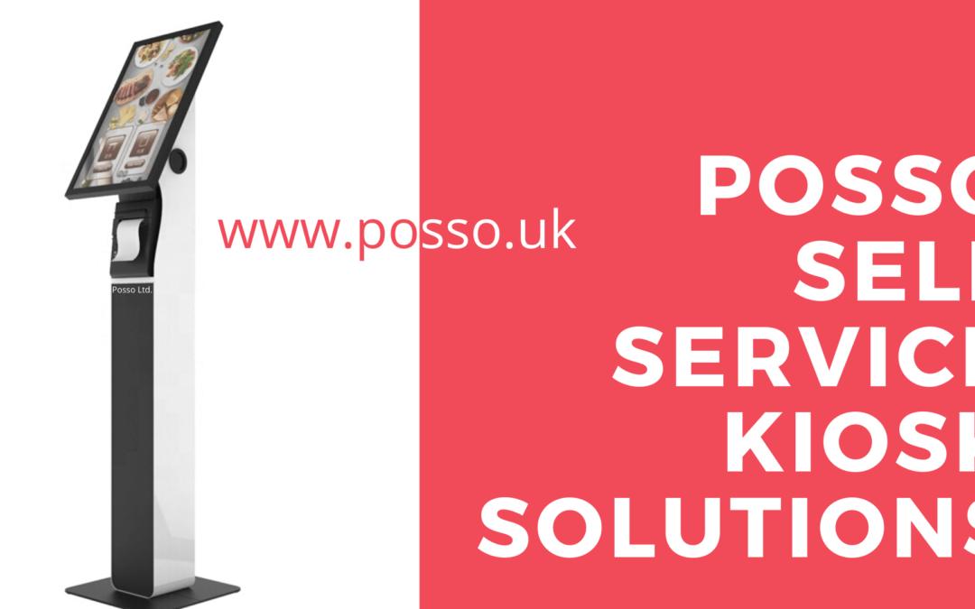self order kiosk epos systems UK
