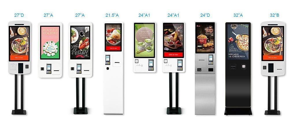 Self order Kiosk – How to use Self Order