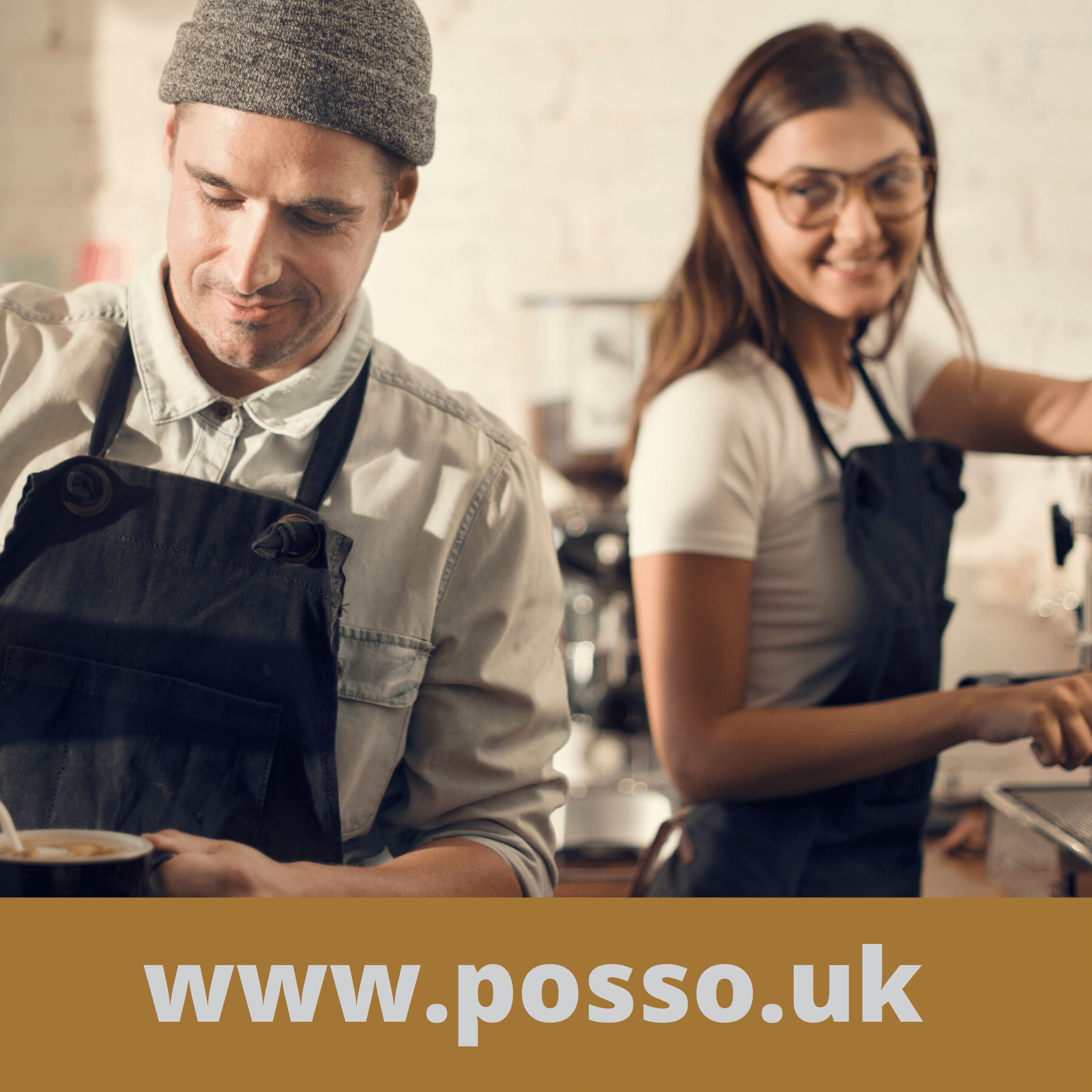On-Line ordering and apps by Posso
