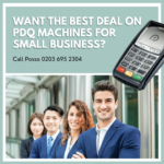 Best PDQ card machine for small business